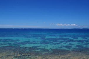 神の島 久高島(かみのしま くだかじま)のヤグルガーからの絶景