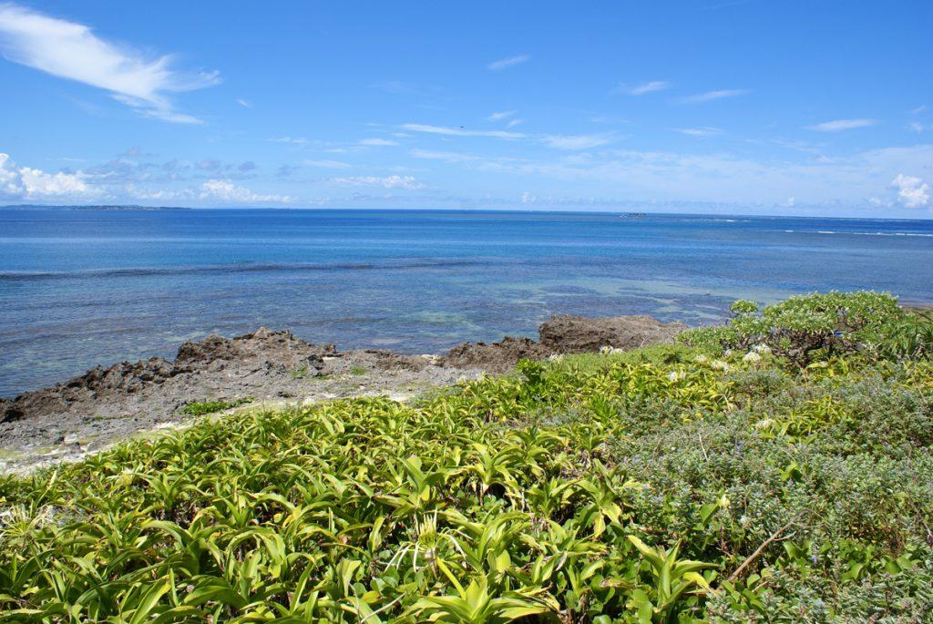 神の島 久高島くだかじまの情報 カベール岬