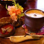 ピザ喫茶花人逢(ぴざきっさかじんほう)のブレンドコーヒー