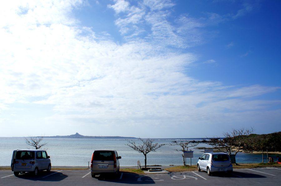 備瀬崎ビーチ(びせざきびーち)