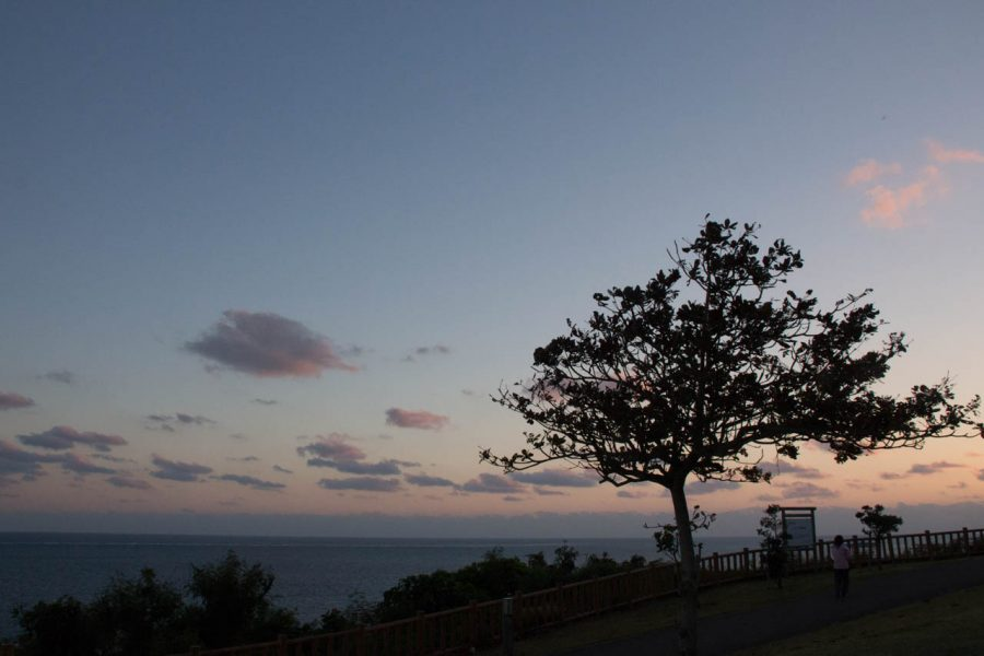 沖縄写真(おきなわしゃしん)知念岬(ちねんみさき)