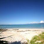 古宇利島のソウヌ浜(そうぬはま)