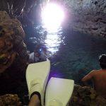 真栄田岬 青の洞窟(あおのどうくつ)