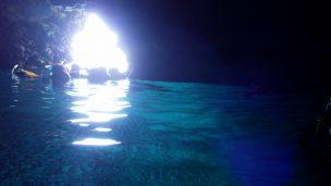青の洞窟(あおのどうくつ)