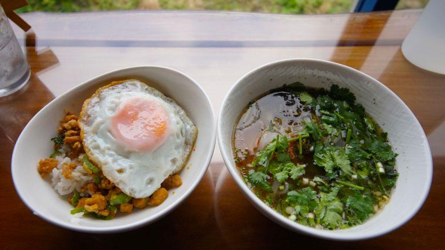 カフェ清ちゃんハーフ&ハーフ