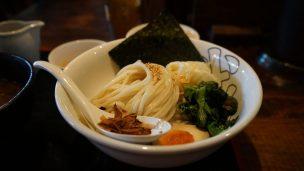我流家(がりゅうか)の麺
