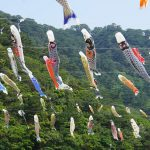 沖縄こいのぼりイベント奥ヤンバル鯉のぼり祭り