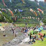 子供の日奥ヤンバル鯉のぼり祭りイベント