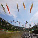 奥ヤンバル鯉のぼり祭り(沖縄こいのぼり)