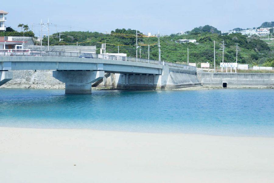 奥武島(おうじま)の橋