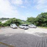 Cafe森のテラス(かふぇもりのてらす)駐車場