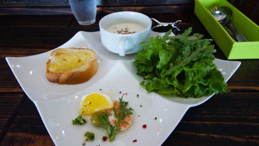 食堂APOLLO(しょくどうあぽろ)前菜