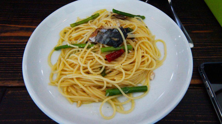 食堂APOLLO(しょくどうあぽろ)スパゲティー