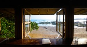 カフェ浜辺の茶屋(はまべのちゃや)