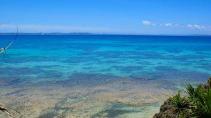 久高島(くだかじま)の海