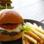 ととらべべハンバーガー(ToTo la Bebe Hamburger)のモッツァレラチーズバーバーセット