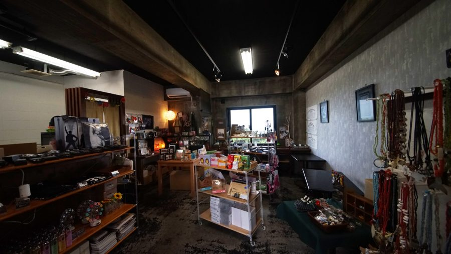 Cafeやぶさち(かふぇやぶさち)のSOBA店内