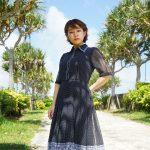 沖縄の写真モデル友香さん