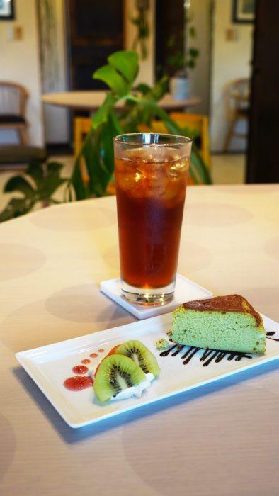 WINGLAP(うぃんぐらっぷ)のケーキセット