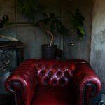 WINGLAP(うぃんぐらっぷ)の高級感のある椅子