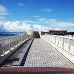 海中道路(かいちゅうどうろ)の陸橋