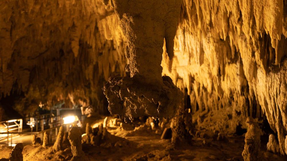 玉泉洞鍾乳石