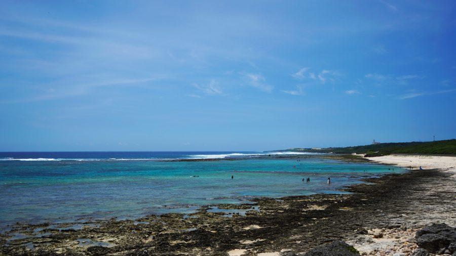 大度浜海岸(ジョン万ビーチ) 海・ビーチ