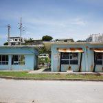 大度浜海岸(ジョン万ビーチ)設備:建物