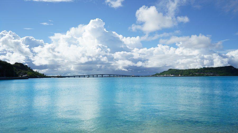浜比嘉島(はまひがじま)浜比嘉大橋