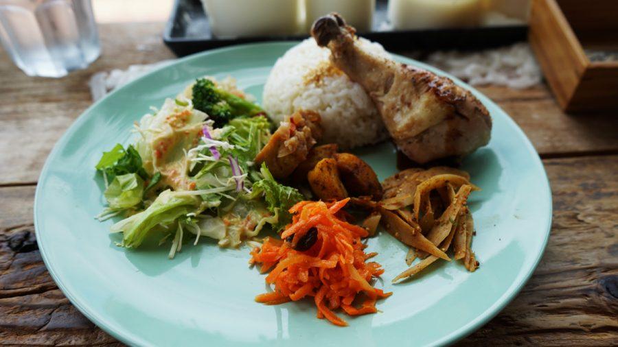 ザジャングリラカフェアンドレストラン(The JunglilaCafeandRestaurant)ジャングリラミートデリプレート