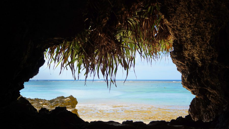 沖縄写真洞窟