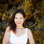 沖縄の写真 モデル:夏美さん