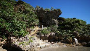 アマミチュー(あまみちゅー) 墓(はか)