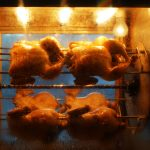 ブエノチキン普天間店(ぶえのちきんふてんまてん) チキンの丸焼き