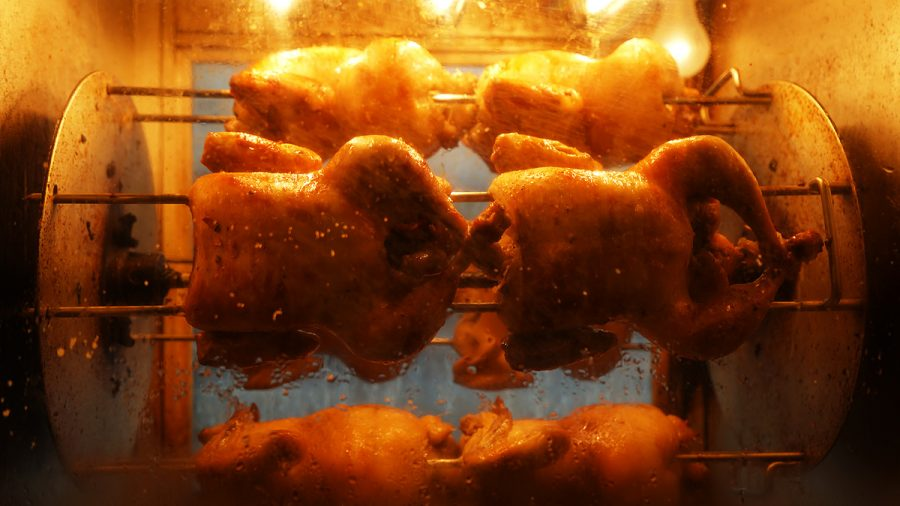 ブエノチキン普天間店(ぶえのちきんふてんまてん) チキン丸焼き