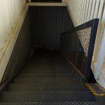 INN CAFE(イン カフェ)の階段