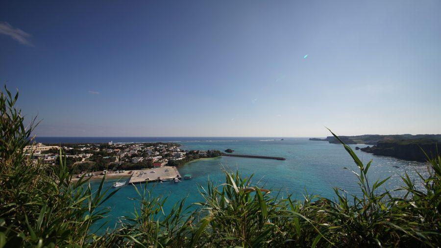 沖縄県うるま市の伊計島(いけいじま)の写真