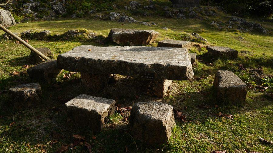 シヌグ堂バンタ(しぬぐどうばんた)休憩所