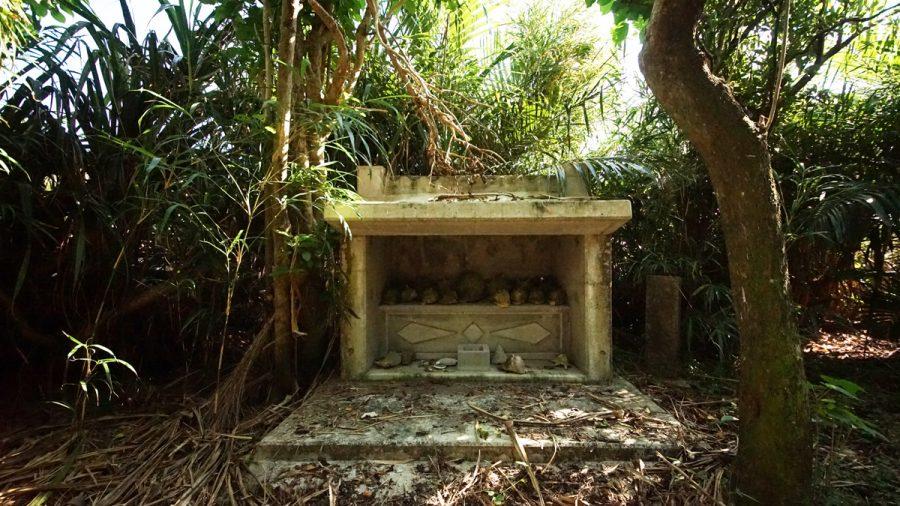 伊計グスク(いけいぐすく)伊計グスク(いけいぐすく)二の郭にある伊計城之殿