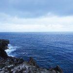 辺戸龍神龍王神(へどりゅうじんりゅうおうしん)の海