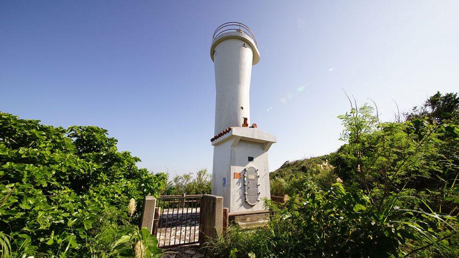 知名崎灯台(ちなさきとうだい)