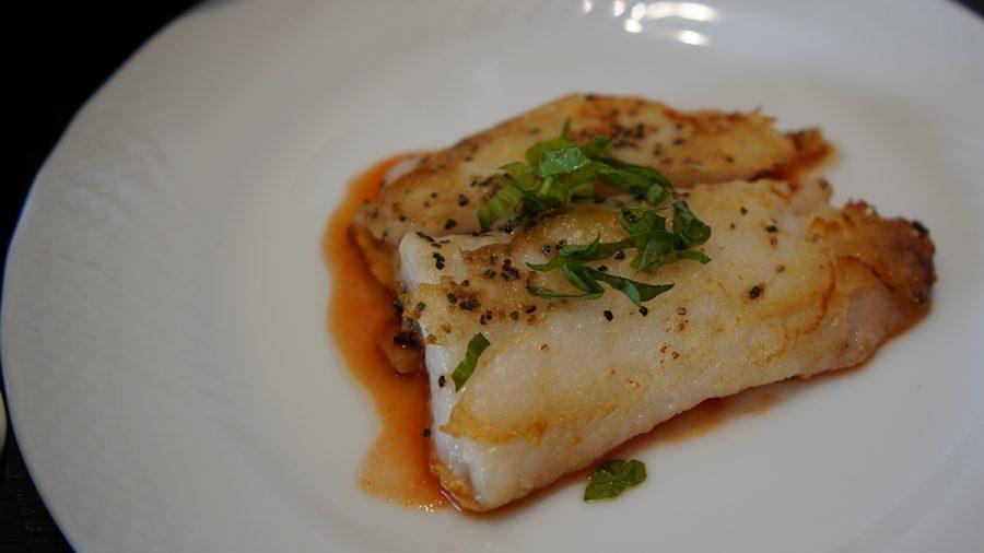 ヒナタカフェ(Hinata Cafe)魚料理
