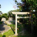 セーナナー御嶽(せーななーうたき) 入り口