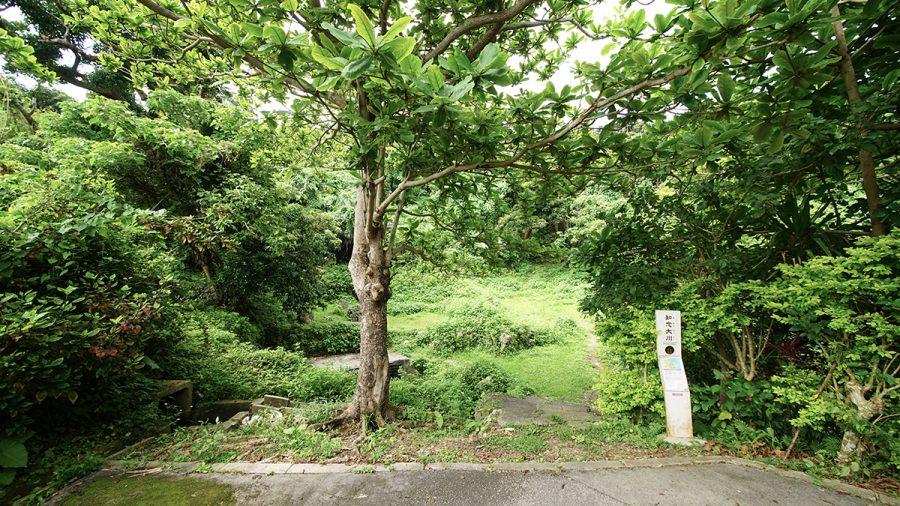 知念大川(ちねんうっかー)駐車場
