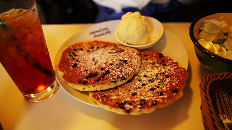 ハワイアンパンケーキハウス パニラニ(Hawaiian Pancakes House Paanilani)チョコチップチョコレートパンケーキ