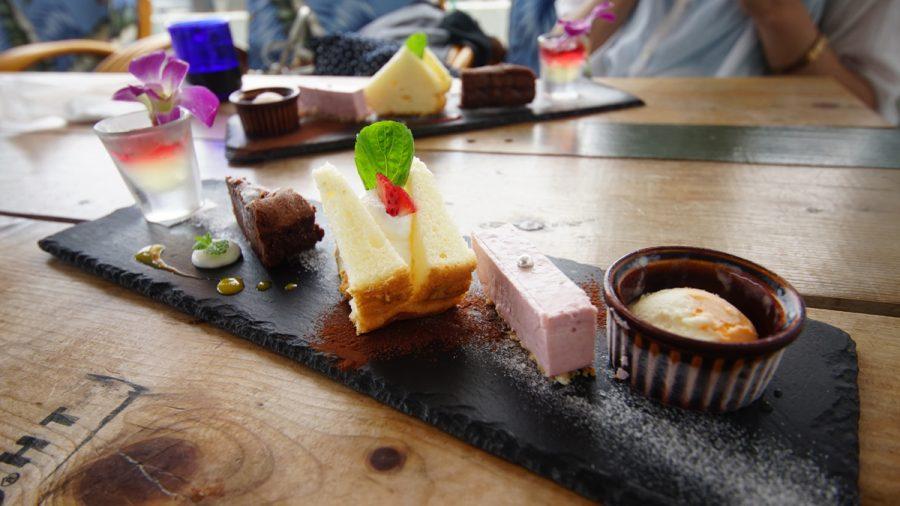 Tenku terrace OOLOO(テンクウテラス オールー)ケーキのスイーツ