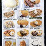 ハワイアンパンケーキハウス パニラニ(Hawaiian Pancakes House Paanilani)のパンケーキメニュー