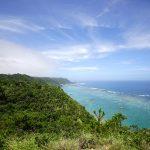 ジュゴンの見える丘(じゅごんのみえるおか)左側の絶景