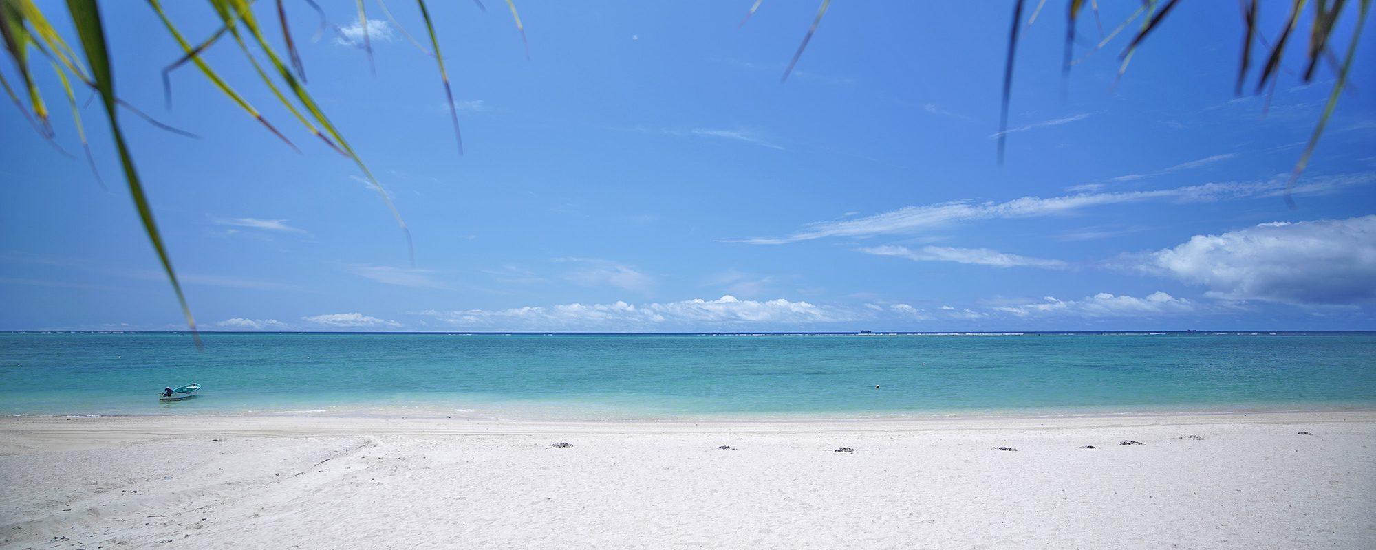 沖縄絶景写真海の風景