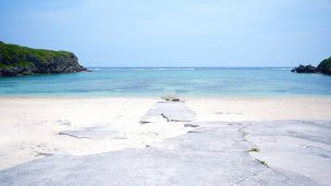 宮城島(みやぎじま) ウクの浜(うくのはま) 絶景